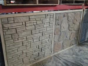 Vertical Concrete is Versatile & Decorative